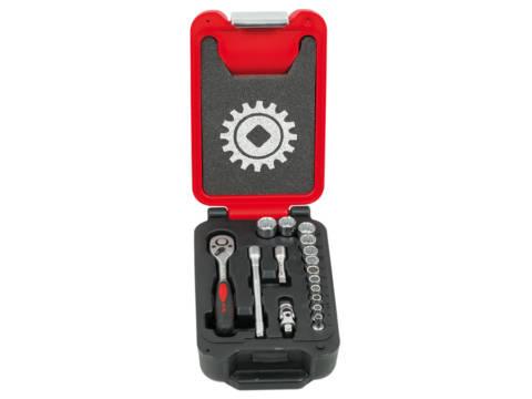 Trusa Fusion Box Small TCCT 16MGx6,3 mm capete-accesorii DH
